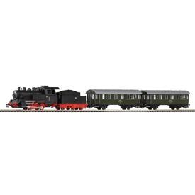 Piko Startovací sada Osobní vlak s parní lokomotivou PKP - 97920