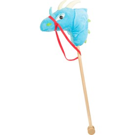 Small Foot Koník na tyči Modrý drak