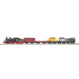 Piko Základní sada Nákladní vlak s parní lokomotivou G7 III - 57123