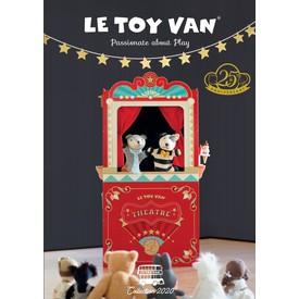 Le Toy Van katalog hraček 2020 tištěný