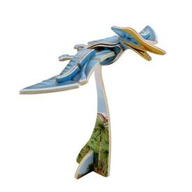 Dřevěné skládačky - sřední 3D puzzle - Pterosaurus
