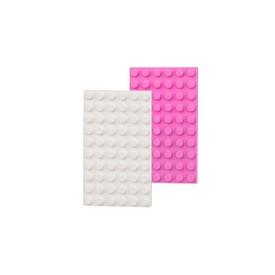 L-W Toys Oboustranná deska 6x10 růžová