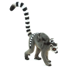Mojo Animal Planet Lemur s mládětem
