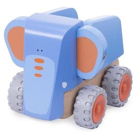 Wonderworld Dřevěný Mini sklápěč Slon
