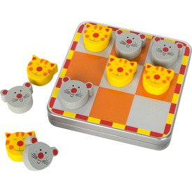Small Foot Magnetické Tic Tac Toe