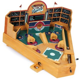 Small Foot by Legler Pinball baseball