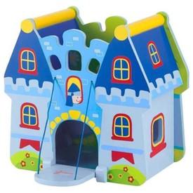 Classic world Dětský dřevěný hrad malý