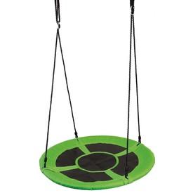 Bino Dětské houpací hnízdo zelené