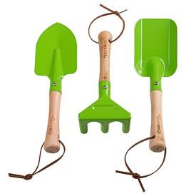Bigjigs Toys Ruční nářadí na zahradu