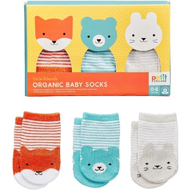 Petitcollage Set ponožek Organic
