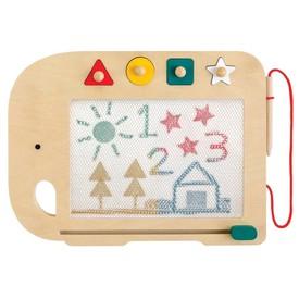 Petitcollage Dřevěná magnetická kreslící tabulka