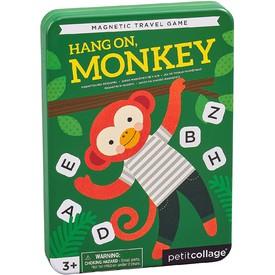 Petitcollage Magnetická hra Počkej, opičko