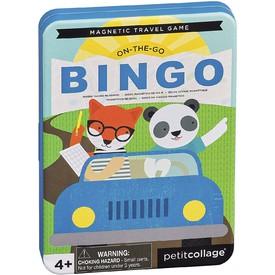 Petitcollage Magnetická hra Bingo