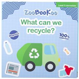 Magnetická kniha - co můžeme recyklovat?