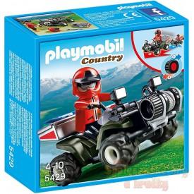 Playmobil 5429 Čtyrkolka horské služby