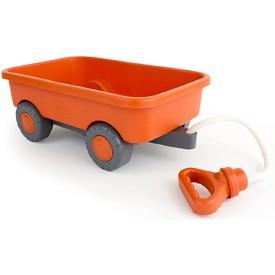 Green Toys Vozík oranžový