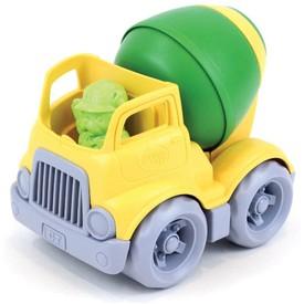 Green Toys domíchávač žlutý