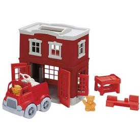 Green Toys Požární stanice