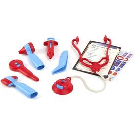 Green Toys Lékařská sada 9 ks