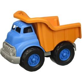 Green Toys Nákladní auto sklápěcí modrooranžové