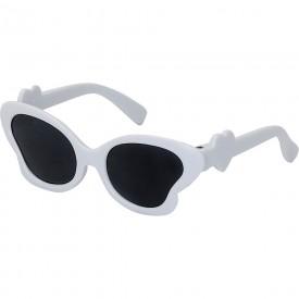 Petitcollin Bílé sluneční brýle pro panenky vel. 39/40/44/48 cm