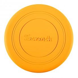 Scrunch Frisbee hořčicové