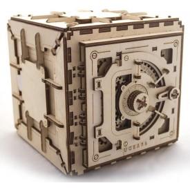 Ugears 3D mechanické puzzle Trezor 179 ks