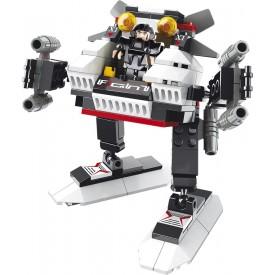 Sluban Space M38-B0336A Robot X1 Hessen pronásledovatel