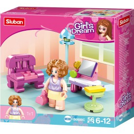 Sluban Girls Dream M38-B0800C Obývák