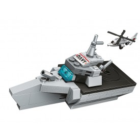 Qman Marine Cruiser 1411-7 Bojová loď Littoral 2v1