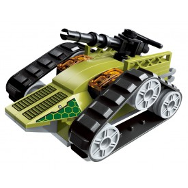 Qman Thunder Expedition Battle Car 1415-4 Infiltrátor pozic