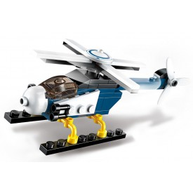 Qman Storm Armed Helicopter 1801-3 Vrtulník Hawk