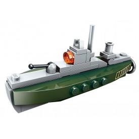 Qman QM-09 Amphibious Panzer 1803-7 Ponorka Mosasaur