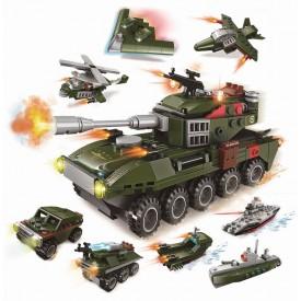 Qman QM-09 Amphibious Panzer 1803 1 část