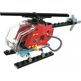 Qman Water Cannon Fire Truck 1805-3 Záchranný vrtulník