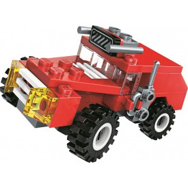 Qman Water Cannon Fire Truck 1805-8 Požární detektor