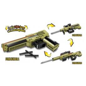 Qman Neomezené nápady 4802 Zbraň Dilemma 3v1