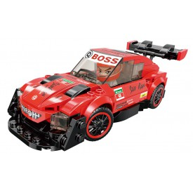 Qman MineCity 4201-2 Red Light GT-07