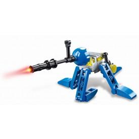 Qman Hyperfunction Tactical Unit 2101-10 Robot Pompom 3v1