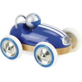 Vilac Dřevěné auto Roadster vintage modré poškozený obal