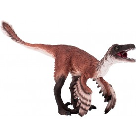 Mojo Animal Planet Troodon s kloubovou čelistí