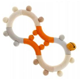 Hess Chrastítko motorické Nature oranžové