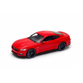 Welly - Dodge Charger R/T (2016) model 1:24 červený