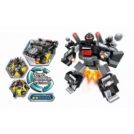 Qman Blast Ranger 3305-4 Světelný strážce