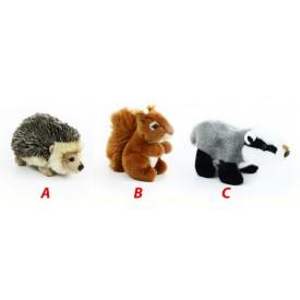 Rappa Plyšový ježek 16 cm 1 ks - A
