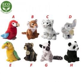 Rappa Plyšový lemur 15 cm ECO-FRIENDLY - G