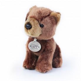 Rappa plyšový medvěd 18 cm 1 ks hnědý