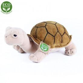 Rappa Plyšová želva Agáta 25 cm ECO-FRIENDLY