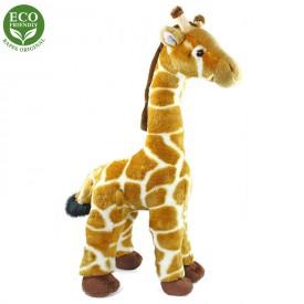 Rappa Plyšová žirafa stojíci 40 cm ECO-FRIENDLY