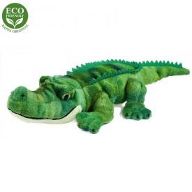 Rappa Plyšový krokodýl 34 cm ECO-FRIENDLY